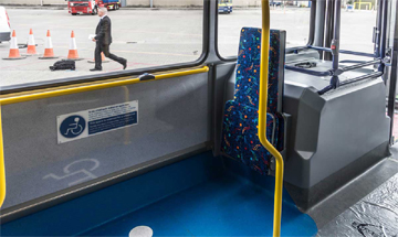 Wheelchair Space on Buses – Row Continues!