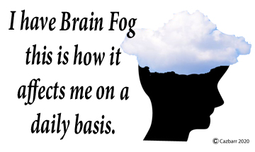 Brain Fog:  A Heart Attack Side Effect