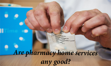 PillTime:  Home Deliver Pharmacy Service